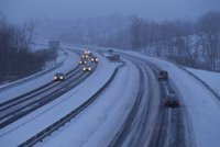 Vožnja po snijegu i poledici