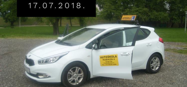 Novi tečaj  17.07.2018. – Upisi u tijeku!