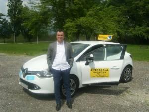autoskola Rubikon Renault Clio